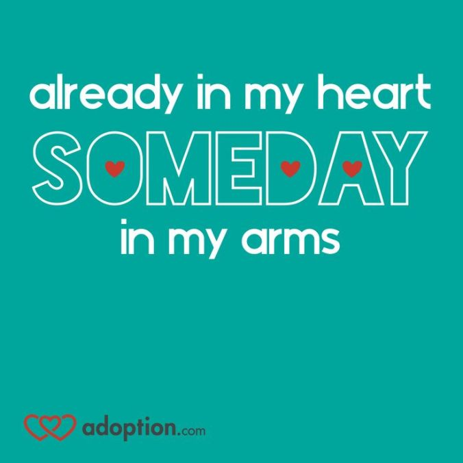 Someday in my arms