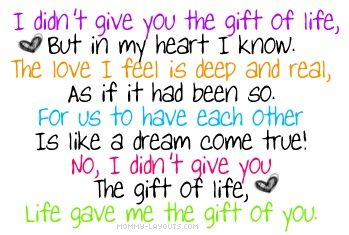 Gift of you